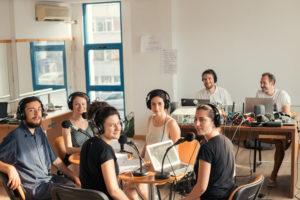 Workshop Radio Pelicam